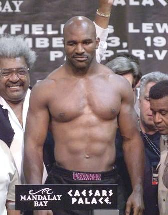 Does Evander Holyfield look obese here? According to BMI charts, he borders on morbidly obese!!! Check out my blog on the best way to measure your fitness progress! Forget BMI Charts!!! Forget the scale!
