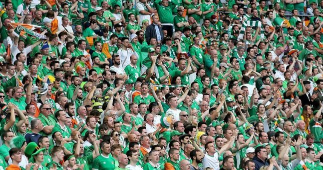 Buzzfeed France have just given the ultimate compliment to Irish fans at Euro 2016