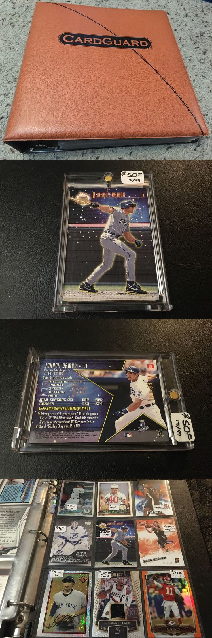 Wholesale Lots 56080: Hof Auto Patch Refractor Rc Lot Johnny Damon Devin Booker Emmitt Smith -> BUY IT NOW ONLY: $55 on eBay!