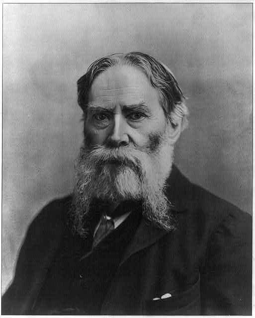 "James Russell Lowell wrote ""The First Snowfall"", which is a work that characterizes nature as healing."