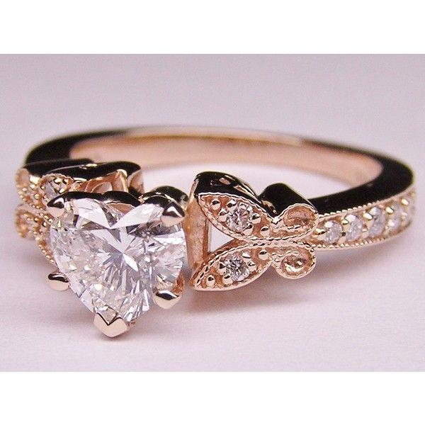 Best 25 Heart diamond rings ideas on Pinterest Heart diamond