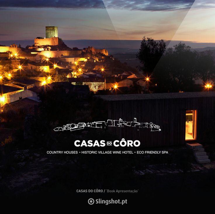 Casas do Côro - 'Book de Apresentação'