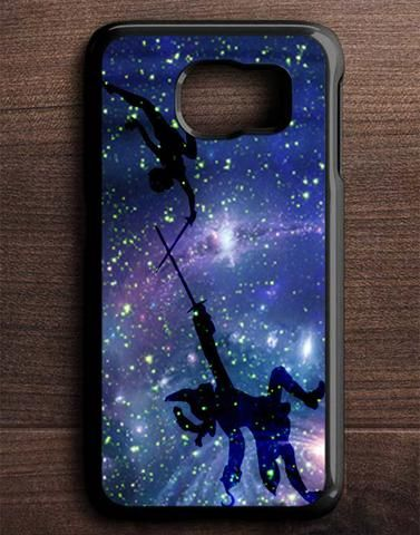 Peter Pan War With Captain Hook Samsung Galaxy S6 Edge Case
