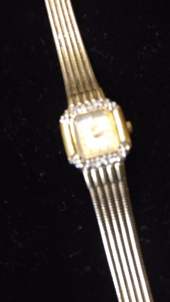 Vintage Pulsar ladies Gold watch | Jewelry & Watches, Watches, Parts & Accessories, Parts, Tools & Guides | eBay!