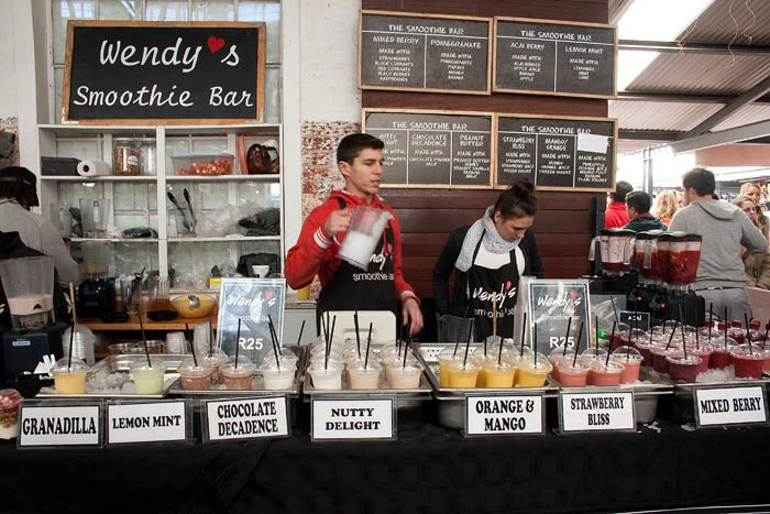 Sights from neighbourgoods market on saturday | Drizzle and Dip