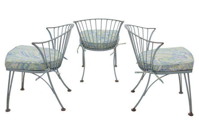 Woodard Pinecrest Outdoor Chairs S