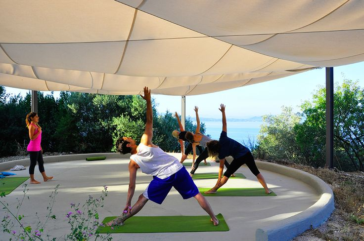 Silver Island is an enchanting escape where modern distractions become a distant memory. Offering a series of delightful dawn and sunset yoga classes, this relaxing 12  person retreat promises sublime tranquility to all those in search of a sense of inner peace – a space in which to unwind and merge with nature and self: http://www.vladi-private-islands.de/en/rent+silver-island+greece+europe-mediterranean-sea/
