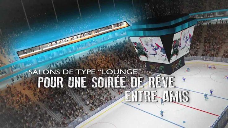 Amphithéâtre multifonctionnel de Québec - Du rêve à la réalité