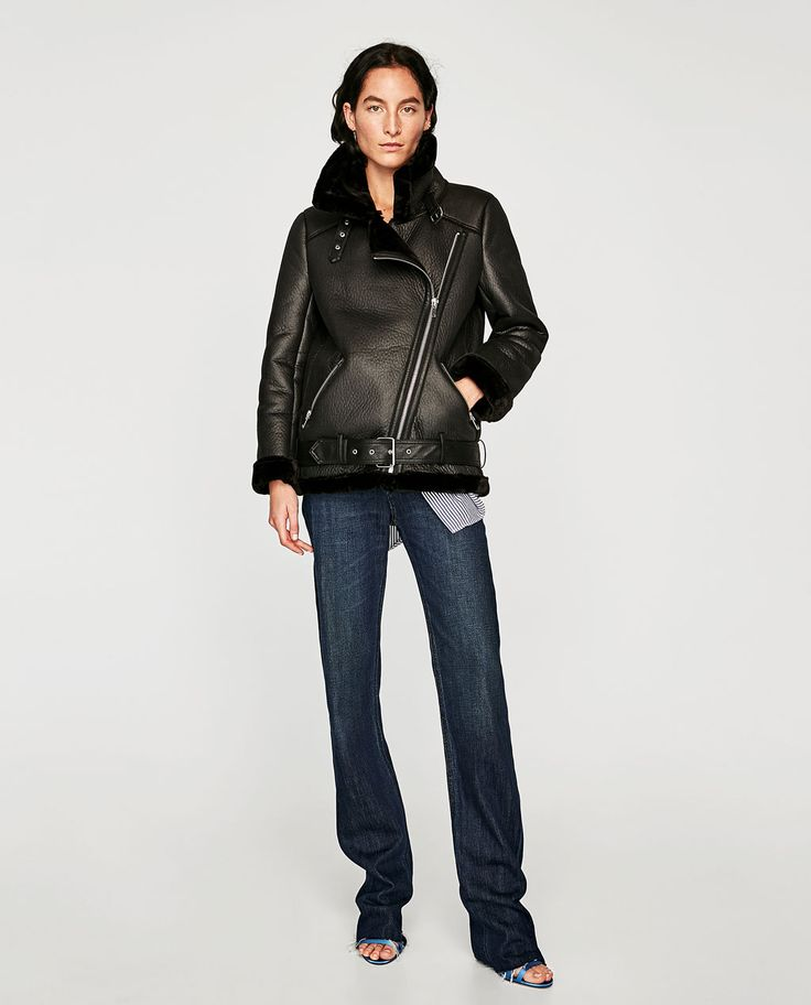 ZARA - WOMAN - BIKER JACKET