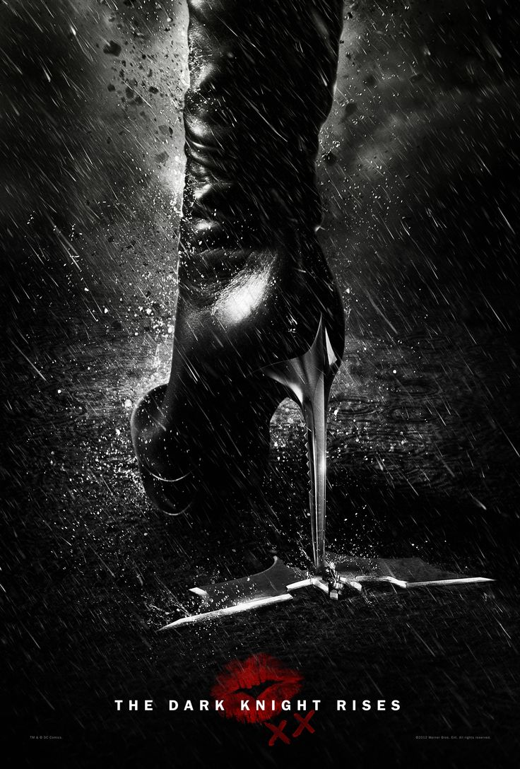 Catwoman: These boots were made for walking...