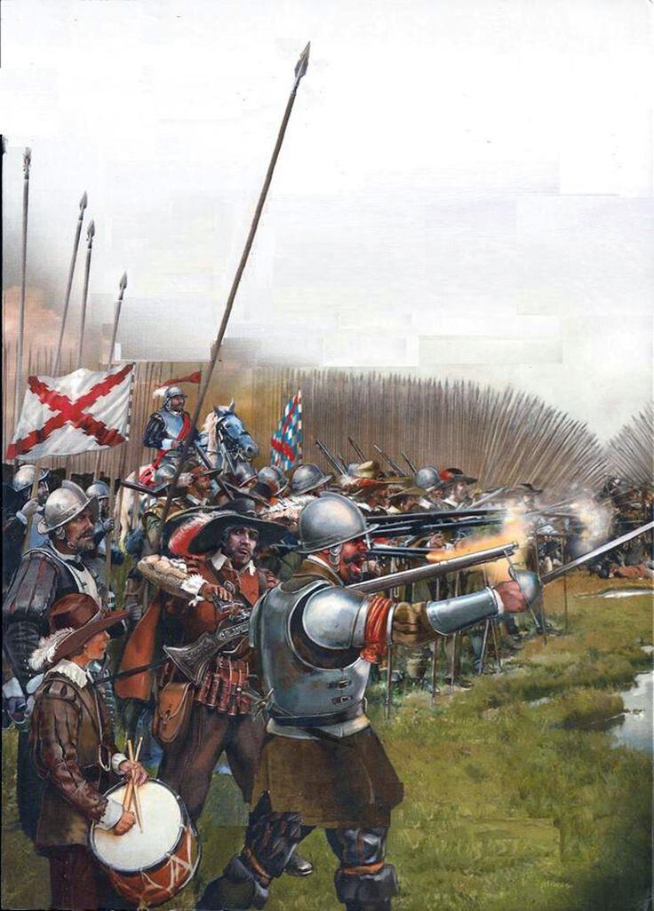 Spanish Tercio, Thirty Years War