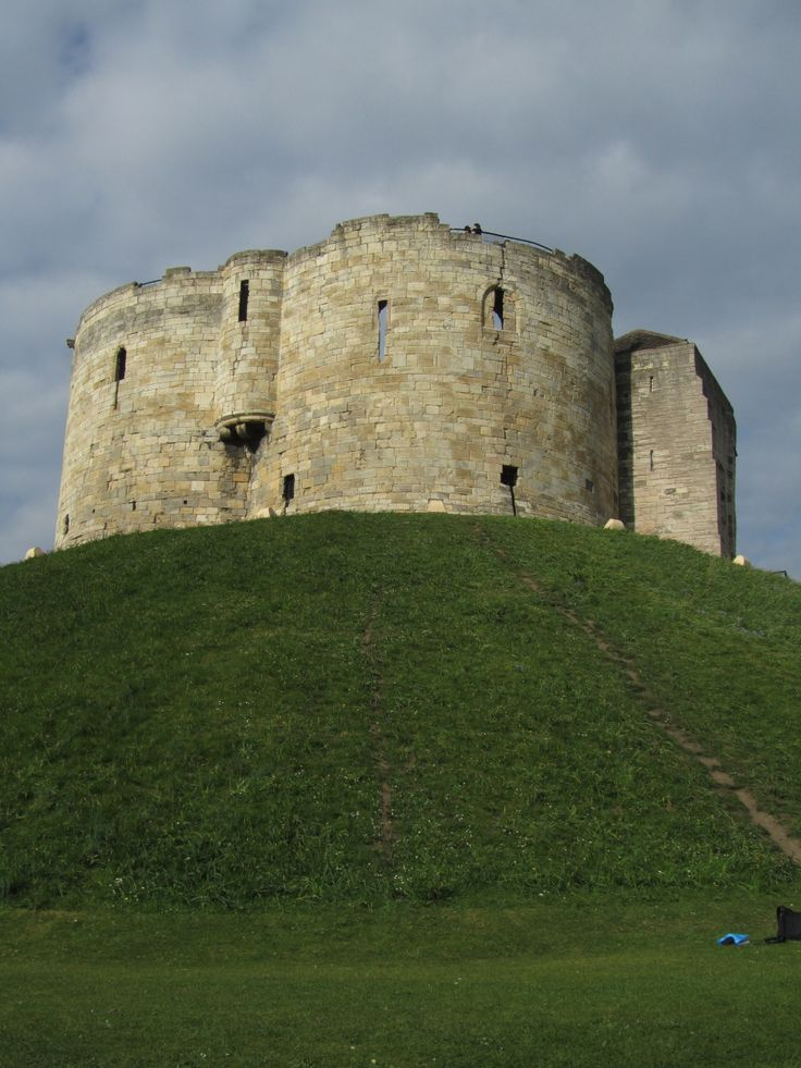 Cliffords tower. York, UK. 2011