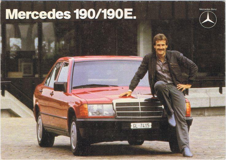 Urs Freuler - Mercedes