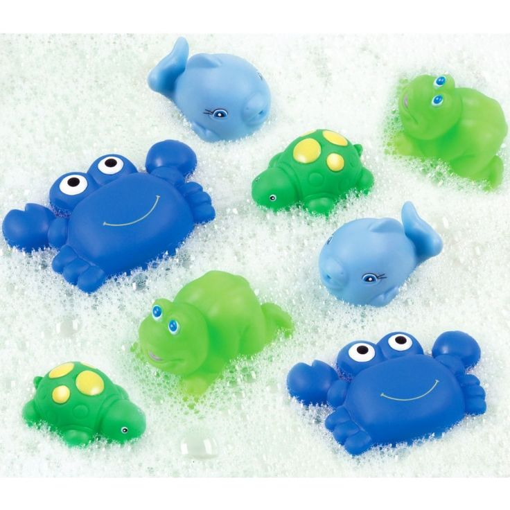Playgro Banyo Oyuncağı Seti