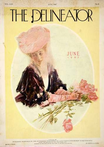 In Focus 15: Village life in Late Victorian Times  Victorian Magazine Covers