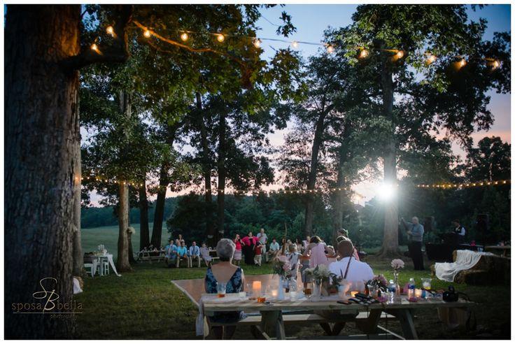 Unique Outdoor Wedding Ceremony Ideas: Greenville Sc Wedding Photographer Photographers, Rustic