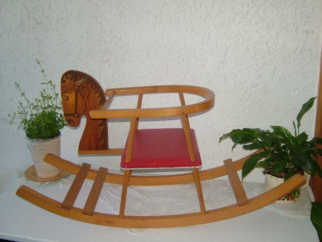 Holz Schaukelpferd FUr Kleinkinder – Bvrao.com
