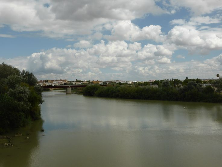 River Guadalquivir in Cordoba