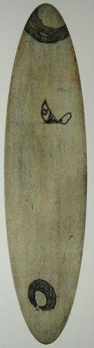 Simon Kaan, <i>Untitled (Oval I)</i>, Intaglio Woodcut on 890 x 220 mm paper, from an edition of 12, 2010. NZ$1365 incl GST.