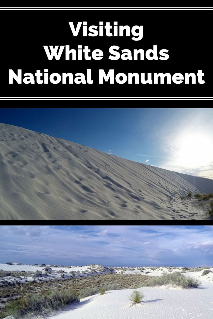 Just an hour outside of Las Cruces, New Mexico, White Sands is the largest gypsum sand dune field in the world.