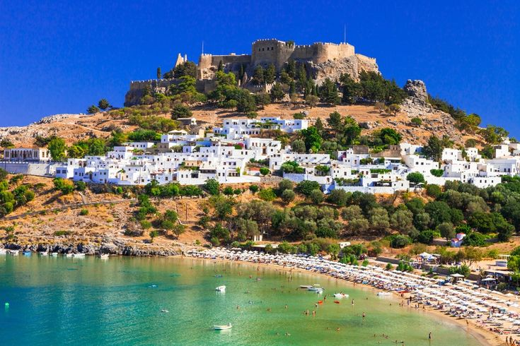 Rhodes island Greece What places to visit in Greece