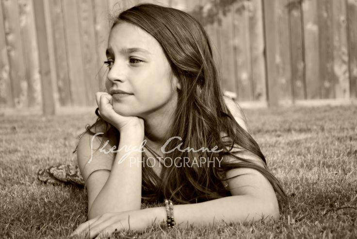 kids photography  preteen photography  family