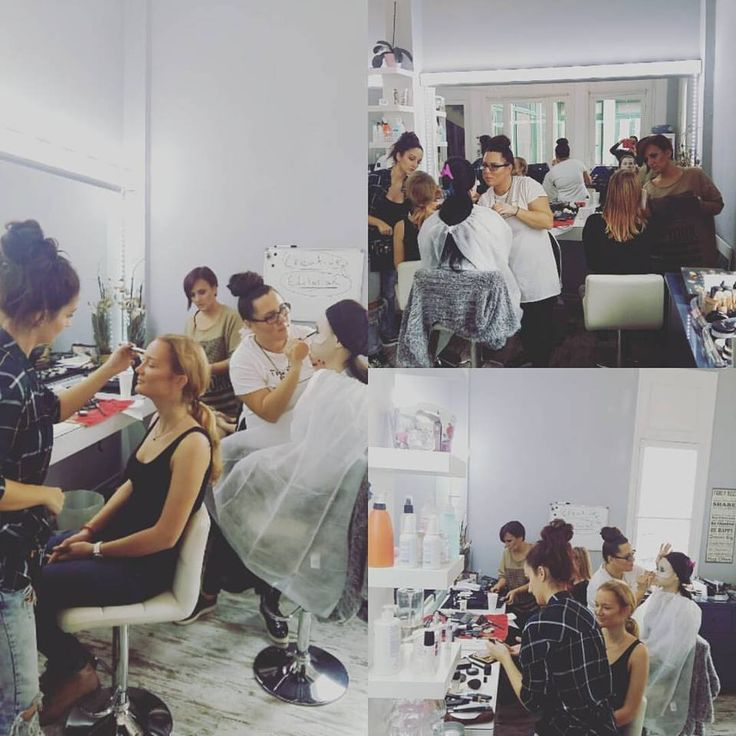 Master Class in Creative Make-Up in LMI