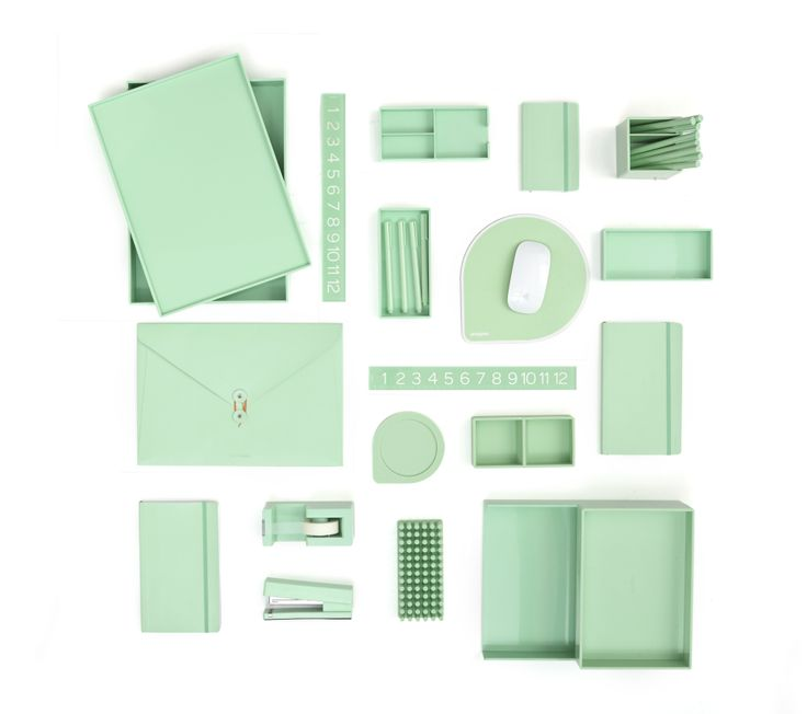 Say Hello To Mint! #mint #newcolors #workhappy
