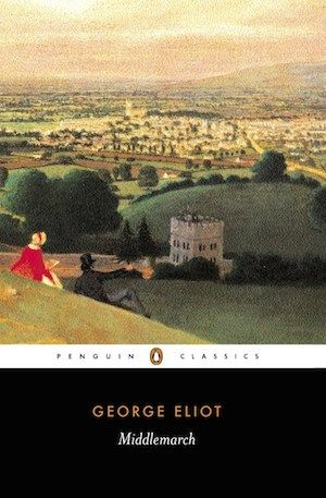 Middlemarch | George Eliot | Best British Book | Bookstoker.com