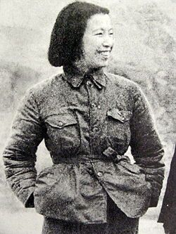 """Jiang Qing 1914-1991 The wife of Chairman Mao Jiang Qing gained tremendous power during the repressions of the Cultural Revolution. Jiang claimed she was only following the orders of Chairman Mao, but in practise she abused her position to pursue political enemies and target anything """"intellectual"""" or """"artistic"""" After the death of Mao she was tried and convicted."""