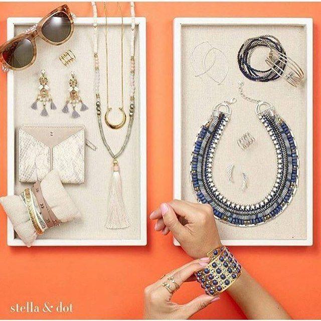 Du coloré du fin du délicats  du modulable accessoires ou bijoux  Il y en a pour tous les goûts dans cette superbe collection ! Notre directrice artistique @blythe.harris s'est encore une fois surpassée !  N'oubliez pas que nos bijoux sont faits mains leur rendu eSt incomparable   A Shopper sur mon site dès aujourd'hui ( lien dans ma bio ) http://ift.tt/1P5gAbZ  http://ift.tt/1lmkJx3 . . . .  #stelladot#stelladotfr #stellaanddot #stelladotstyle#bijou #accessoire…