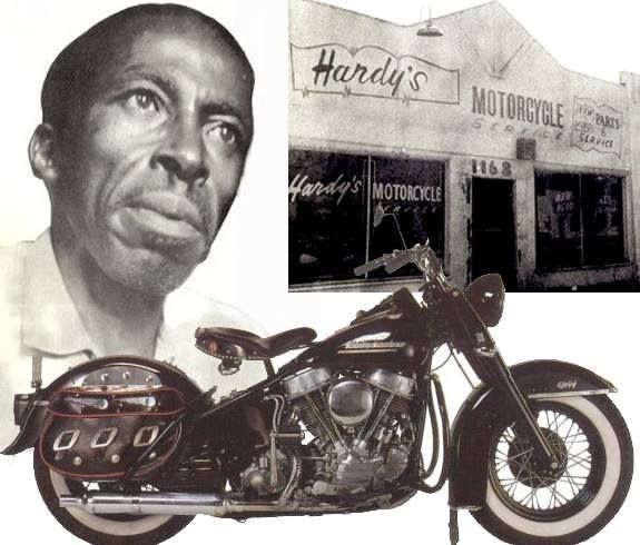 "The man who built on of the most famous bikes in the world, Ben Hardy … Ben Hardy, born Benjamin F. Hardy, was an African-American motorcycle engineer and chopper builder, who is best known for creating the customized choppers for the characters 'Captain America' and 'Billy' which featured in the 1969 Peter Fonda road movie Easy Rider, a movie which influenced more people to take an interest in motorcycles and choppers than any other. The ""Captain ..."