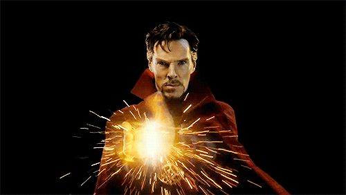 New Doctor Strange ad