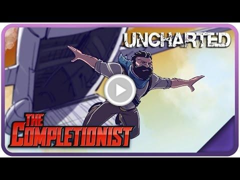Uncharted: Drake's Fortune - The Completionist® Ep. 125
