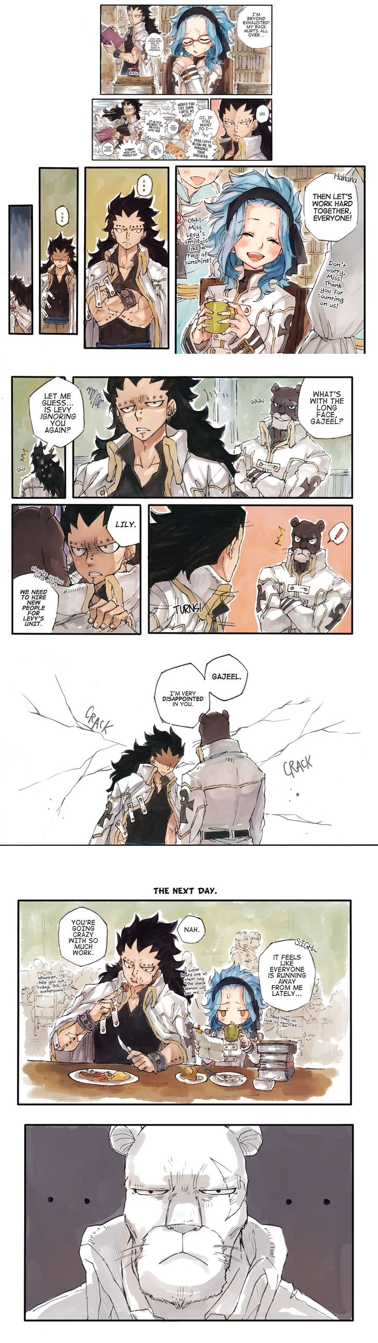 Adventures on the Council part 2 Gajevy