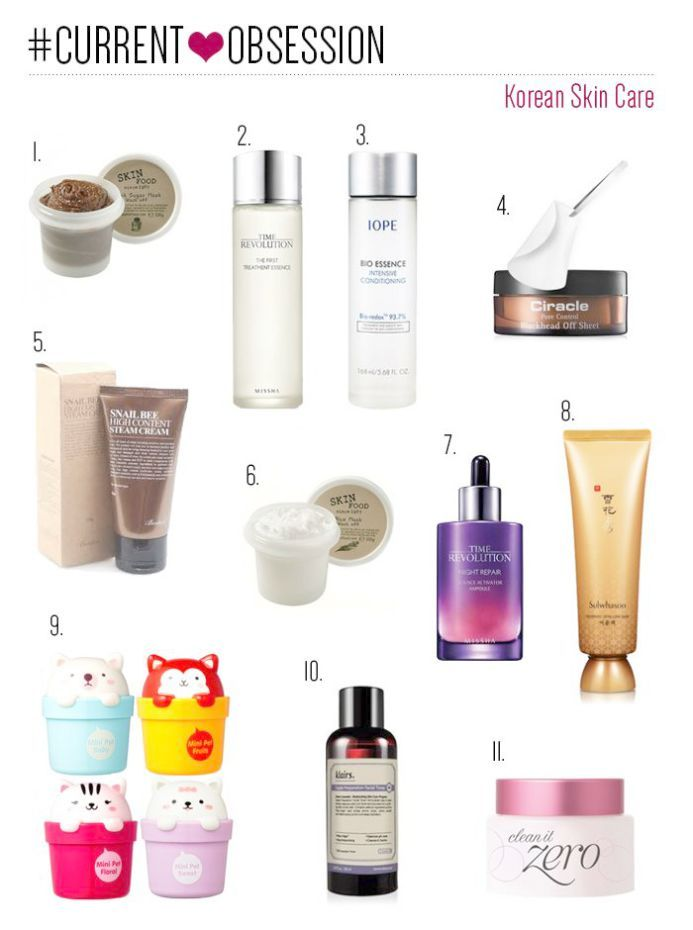 Korean Skincare Brands That Are Cruelty Free Our Skincare Online Few Korean Beauty Brands In Malaysia Anti Aging Skin Products Korean Skincare Skin Care