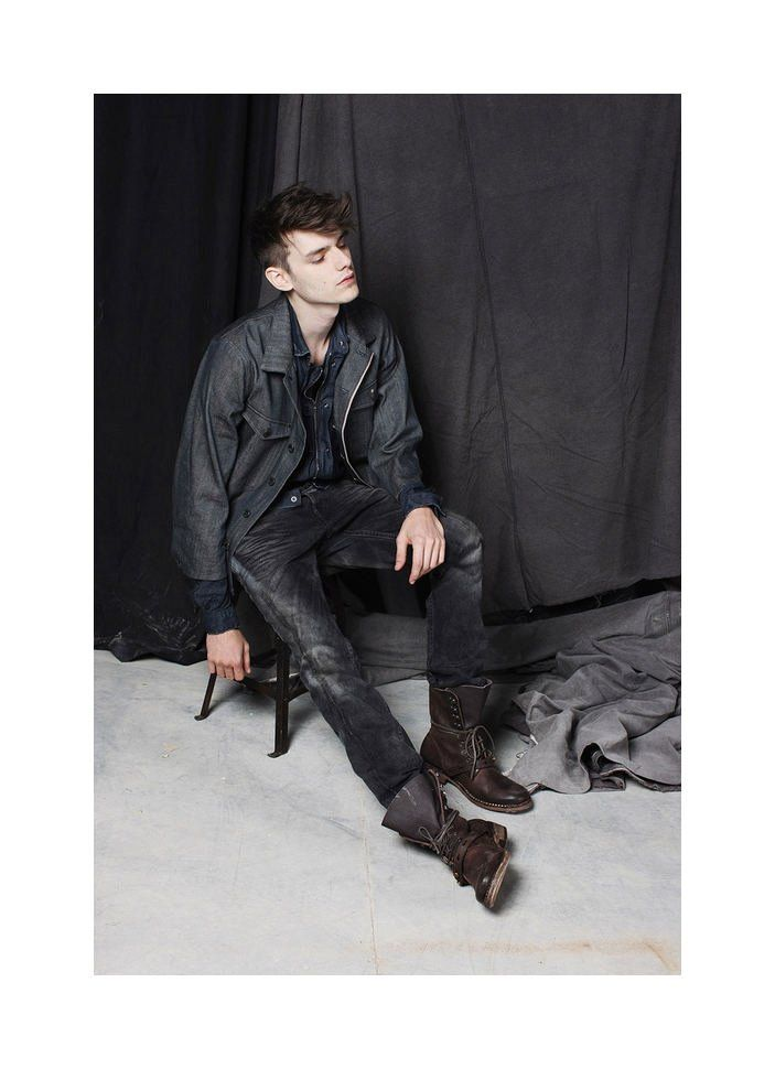Douglas Neitzke for Diesel Black Gold Fall 2011 image douglasneitzke1