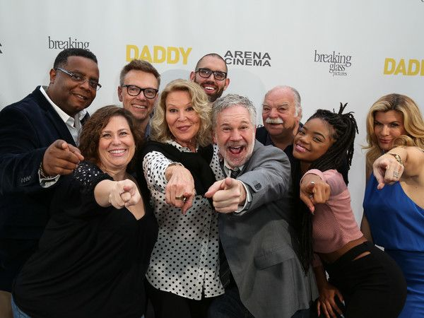 Richard Riehle Photos Photos - Jay Jackson, Deidra Edwards, Dan Via, Leslie Easterbrook, Gerald McCullouch, Richard Riehle, Jaida-Iman Benjamin and Mia Matthews are seen attending the premiere of 'Daddy' at Arena Cinema Hollywood. - 'Daddy' Premiere at Arena Cinema
