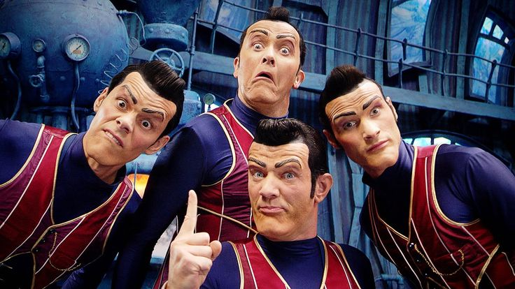 LazyTown Series 4 Robbie's Dream Team We are number one
