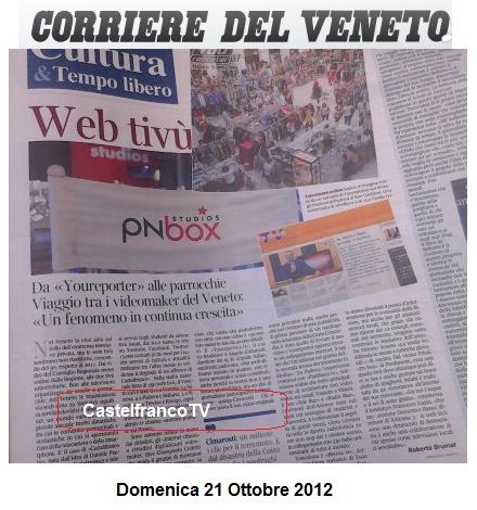 WebTV Venete -   CastelfrancoTV
