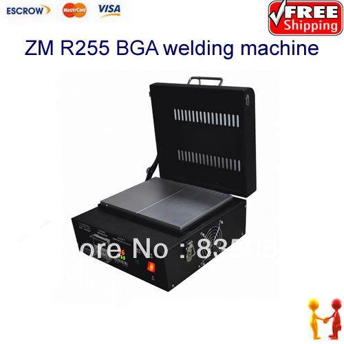 Бесплатная доставка!!! ZM R255 BGA сварочный аппарат, bga пайки машина для ремонта ноутбука, рабочий стол, xbox, sp3