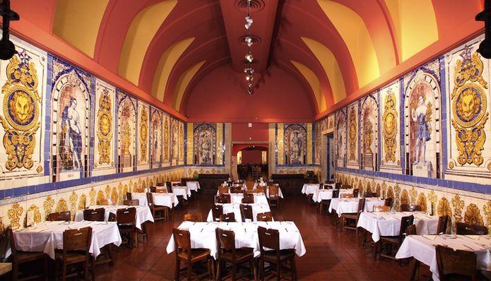 Cervejaria Trindade Restaurant, Lisboa