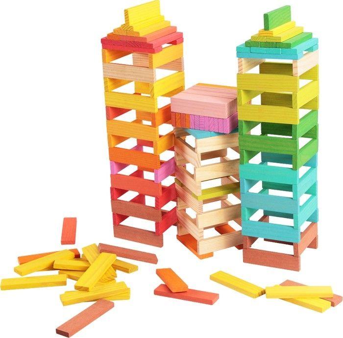 Torre de Madera de Construcción