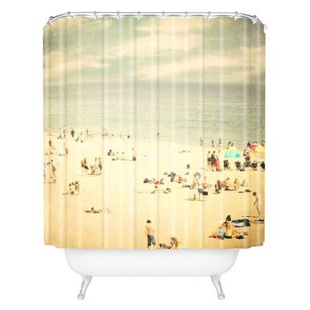 17 best ideas about beach shower curtains on pinterest for Bathroom ideas target