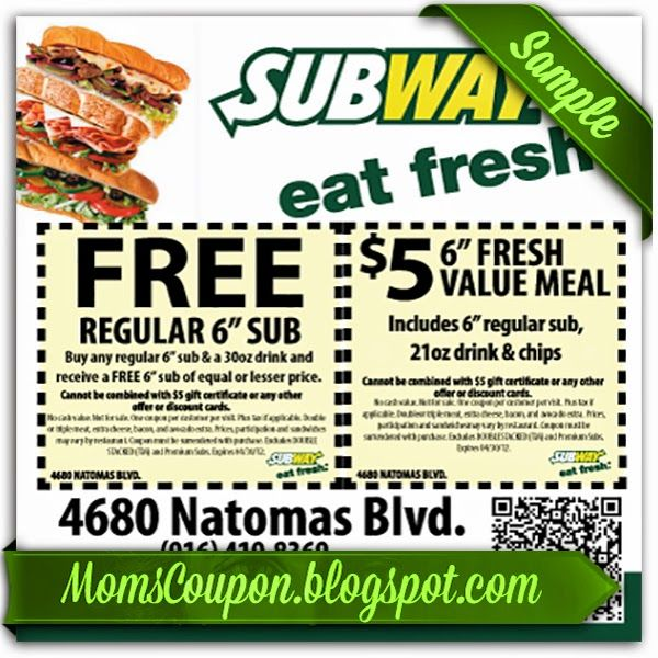 Local discount coupons