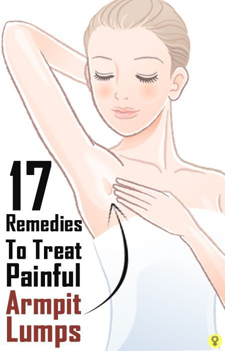 Have you ever experienced pain under your armpit and found a lump? These lumps are generally caused due to swollen lymph nodes.