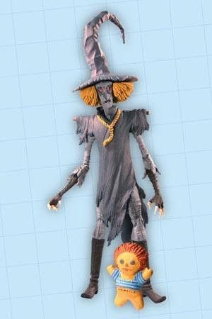 Batman Dark Victory 1: Scarecrow Action Figure