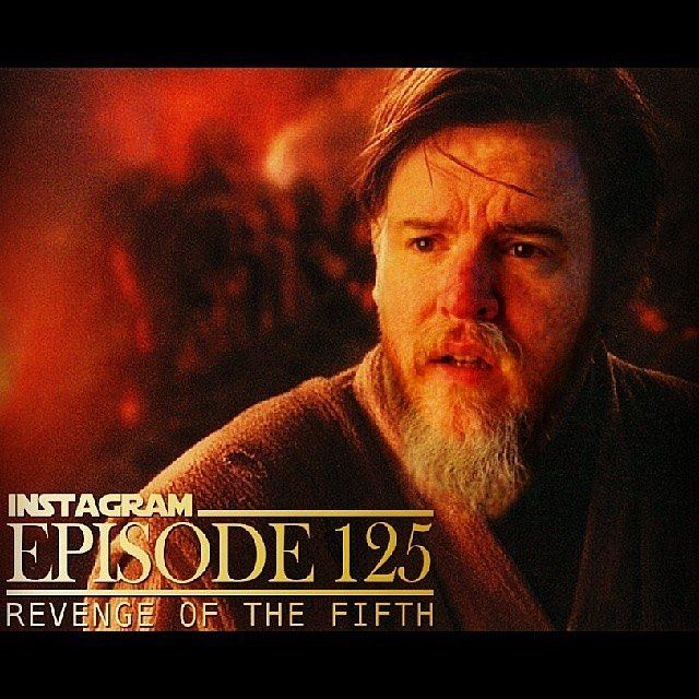 #starwarsday might have been yesterday but my own trilogy continues. This picture says episode 125 because it was part of a 365 project a few years ago.  May 5 is the 125 day on a Julian calendar. #starwars @starwars