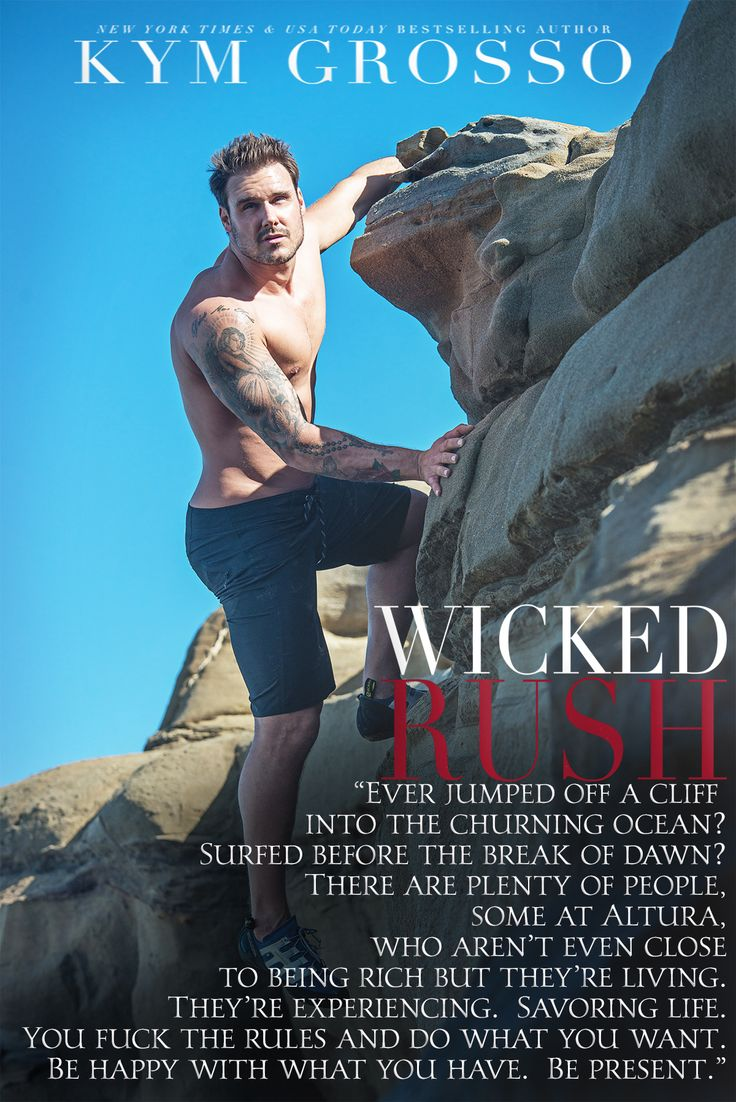 WICKED RUSH (CLUB ALTURA, BOOK 2) <3   Amazon US: http://amzn.to/2bId5tw   Teaser Image Credits: Photographer: FuriousFotog Cover Designer: White Rabbit Book Design   Models: Jase Dean Graphic Creation: Once Upon An Alpha