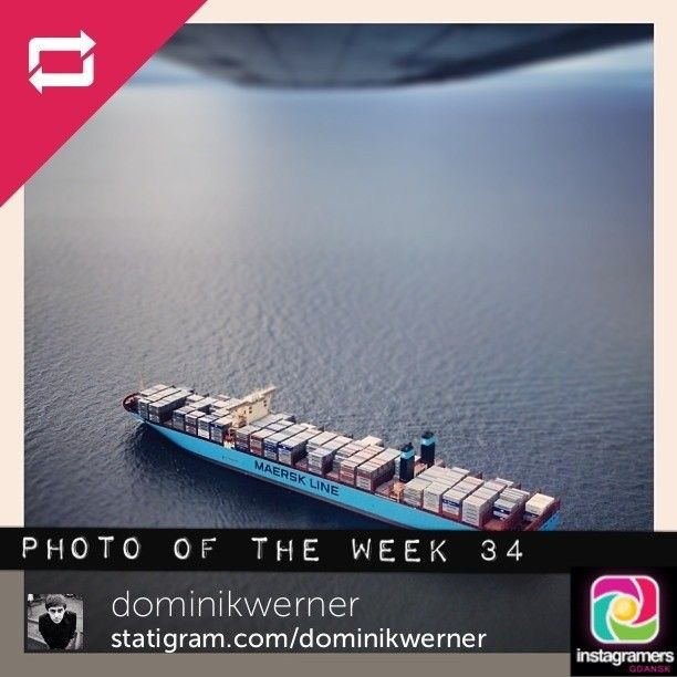 IgersGdansk Photo of the Week 34. Congratulations @dominikwerner. Igers keep tagging your photos #igersgdansk for your chance to be IgersGda...